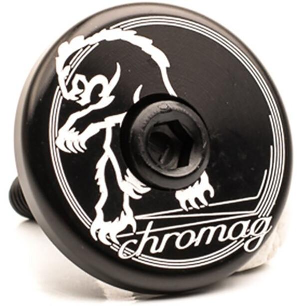 Chromag Top Cap black