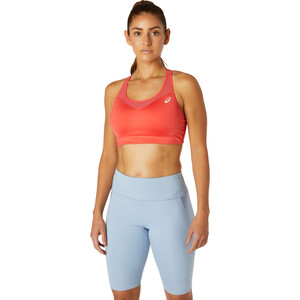 asics Accelerate Sport-BH Damen orange orange