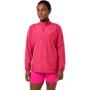 asics Core Jacke Damen pink pink