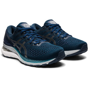 asics Gel-Kayano 28 Schuhe Damen blau blau