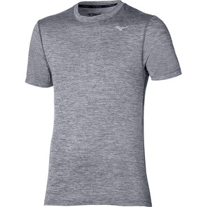 Mizuno Impulse Core T-Shirt Herren grau grau