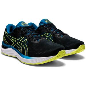 asics Gel-Cumulus 23 Shoes Men, czarny/zielony czarny/zielony