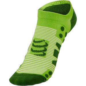 Compressport No Show Socks Summer Refresh 2021, verde verde