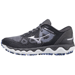 Mizuno Wave Horizon 5 Schuhe Damen schwarz/grau schwarz/grau