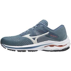 Mizuno Wave Inspire 17 Schuhe Damen blau/grau blau/grau