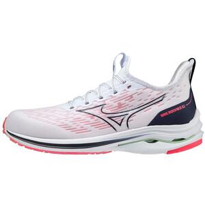 Mizuno Wave Rider Neo 2 Schuhe Damen weiß/pink weiß/pink