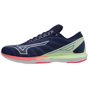Mizuno Wave Shadow 5 Shoes Men, bleu bleu