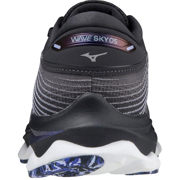 Mizuno Wave Sky 5 Shoes Women, gris