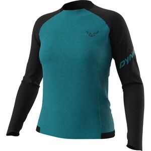 Dynafit 24/7 Polartec Pullover Damen petrol/schwarz petrol/schwarz