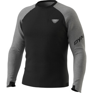 Dynafit 24/7 Polartec Pullover Herren schwarz/grau schwarz/grau