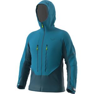 Dynafit Free Infinium Hybrid Jacke Herren blau blau