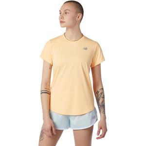 New Balance Accelerate Kurzarmshirt Damen orange orange