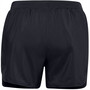 Under Armour Fly By 2.0 2-In-1 Shorts Women svart