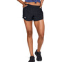 Under Armour Fly By 2.0 Shorts Damen black-black