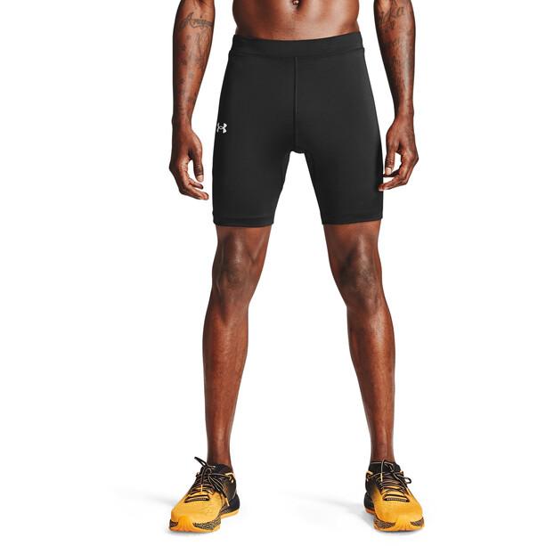 Under Armour Fly Fast HeatGear Half Tight Shorts Men, black-black