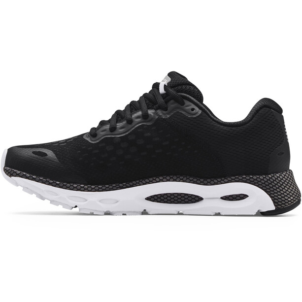 Under Armour Hovr Infinite 3 Running Shoes Men, black-white