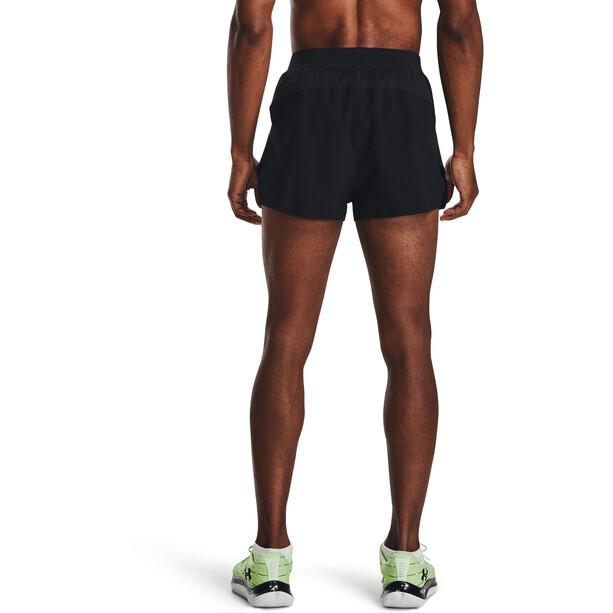 Under Armour Launch SW Split Shorts Herren black-black