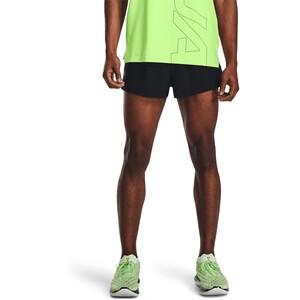 Under Armour Launch SW Split Shorts Herren black-black black-black
