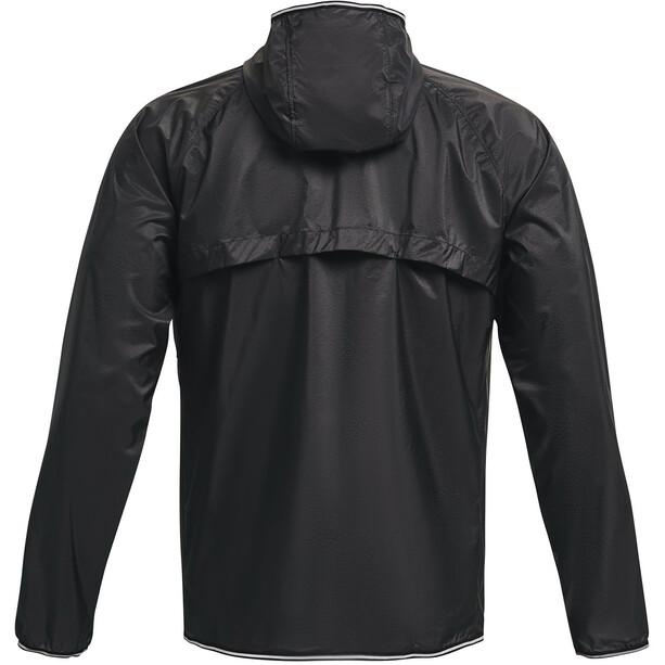 Under Armour Qualifier Packable Jacket Men, harmaa