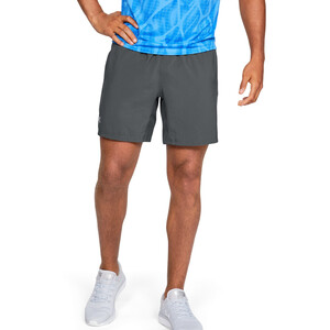 Under Armour Speed Stride 7'' Run Shorts Herren pitch gray-pitch gray pitch gray-pitch gray
