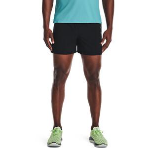 Under Armour Speedpocket 5'' Shorts Herren black-pitch gray black-pitch gray