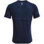 Under Armour Streaker Short Sleeve Shirt Herren blau