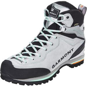 Garmont Ascent GTX Schuhe Damen grau/schwarz grau/schwarz