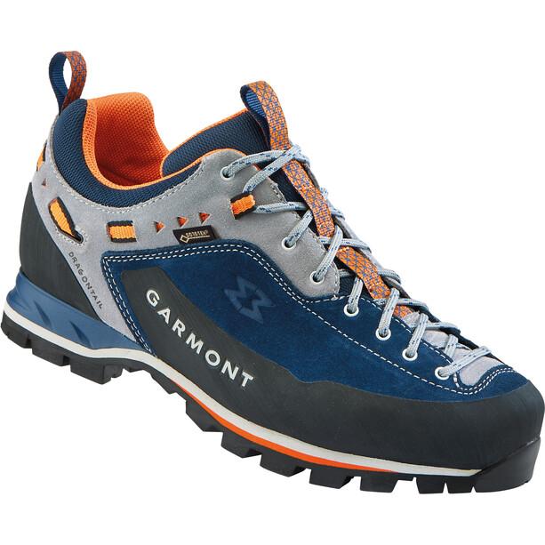 Garmont Dragontail MNT GTX Schuhe Herren dark blue/orange