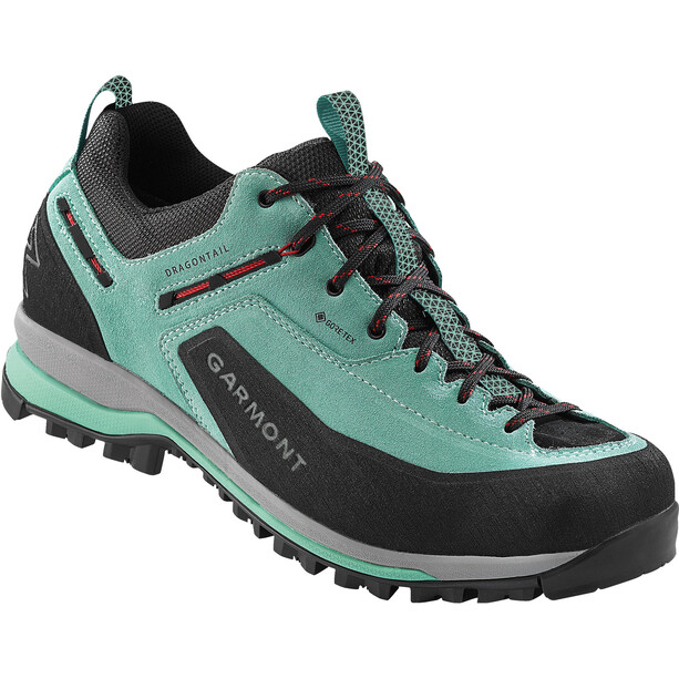 Garmont Dragontail Tech GTX Shoes Women, red/green