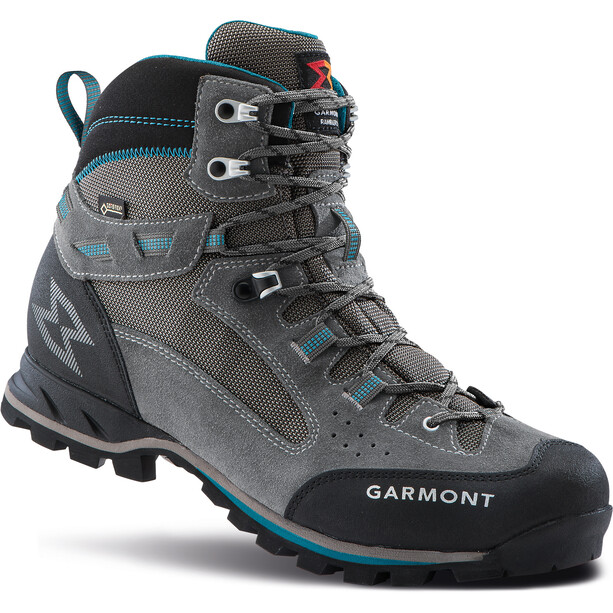 Garmont Rambler 2.0 GTX Boots Women, warm grey/aquablue