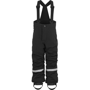 DIDRIKSONS Idre 5 Pants Kids, czarny czarny