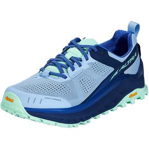 Altra Olympus 4 Chaussures De Course Femme, bleu bleu