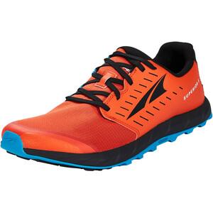 Altra Superior 5 Running Shoes Men, orange/noir orange/noir