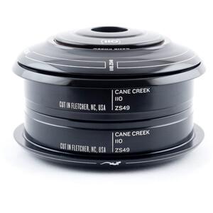 Cane Creek 110 Headset Tapered short ZS44/28.6/H8 | EC49/40, noir noir