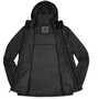 Chrome Wind Cobra Verstaubare Jacke black
