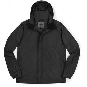 Chrome Wind Cobra Verstaubare Jacke schwarz schwarz
