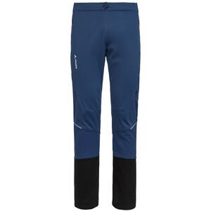VAUDE Larice Pro Pants Men, niebieski niebieski