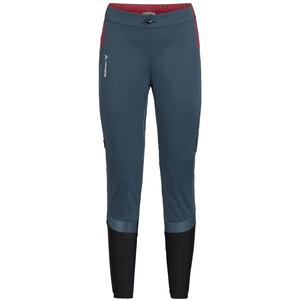 VAUDE Larice Pro Pants Women, niebieski/czarny niebieski/czarny