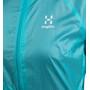 Haglöfs L.I.M Shield Comp Hooded Jacket Women blå