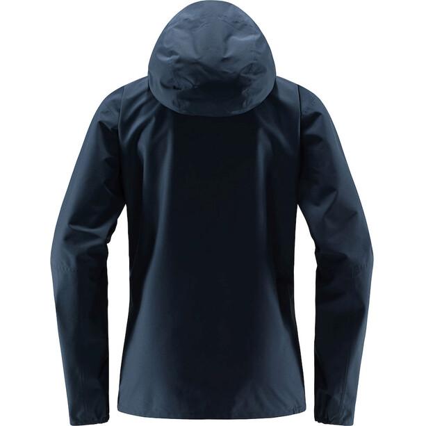 Haglöfs Spira Jacket Women blå