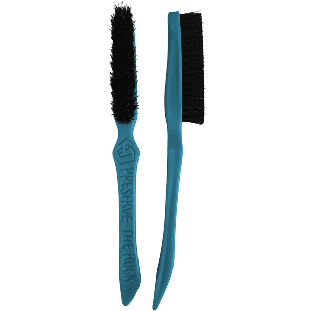 E9 Lilbrush Boulderbürste blau