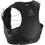 Salomon Sense Pro 5 Backpack Set Men black