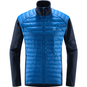 Haglöfs Mimic Hybrid Jacket Men, azul azul