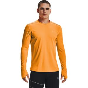 Under Armour Empowered Langarm Rundhals-Shirt Herren gelb gelb