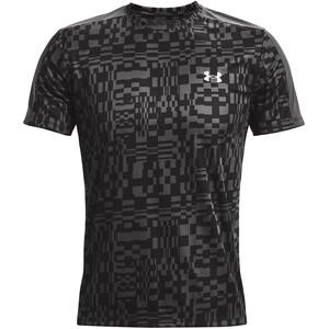 Under Armour Speed Stride Printed Kurzarm-Shirt Herren grau grau
