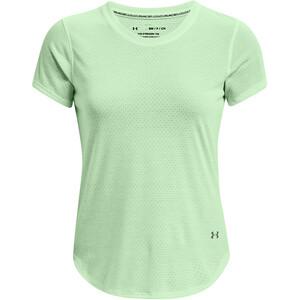Under Armour Streaker Short Sleeve Shirt Damen grün grün