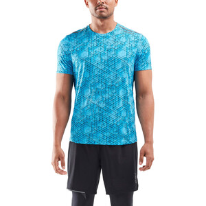 2XU GHST SS Shirt Men, sort sort