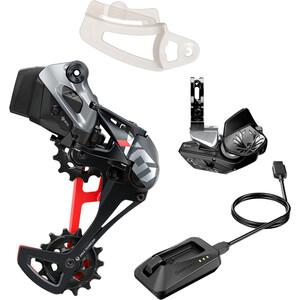 SRAM X01 Eagle AXS Upgrade Kit incl. Rocker Paddle Controller röd röd