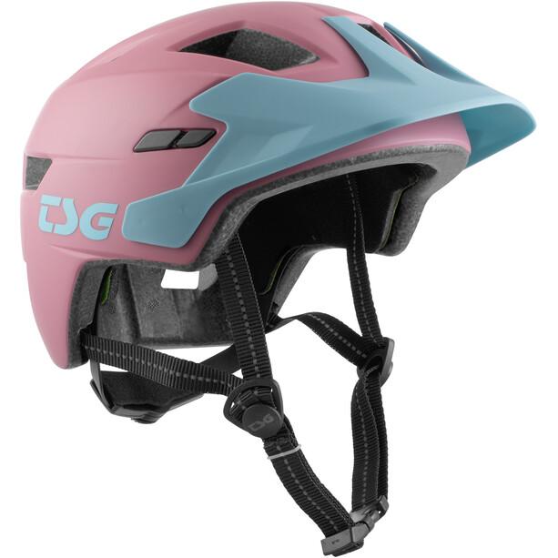 TSG Cadete Solid Color Helmet, rose