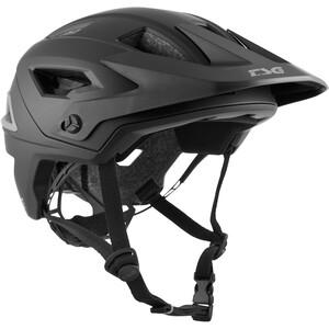 TSG Chatter Solid Color Helm schwarz schwarz